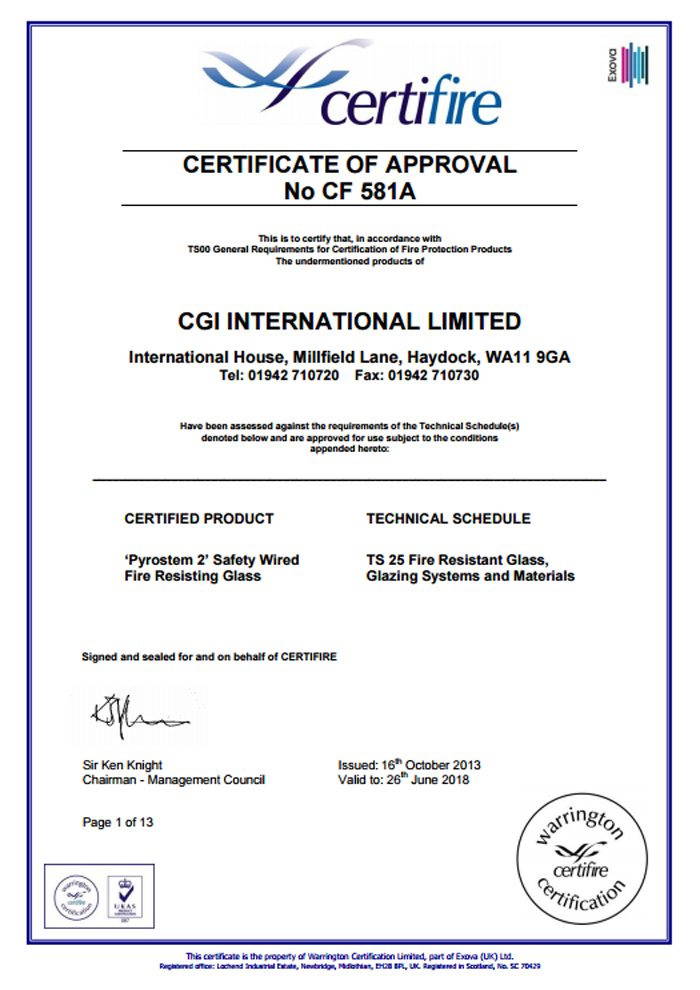 certifire-cgi-international-ltd