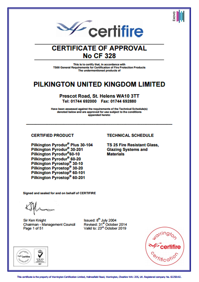pilkington-uk-limited-certificate