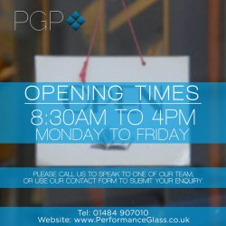 PGP OPENING